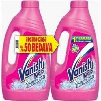 VANISH SIVI 2X900ML