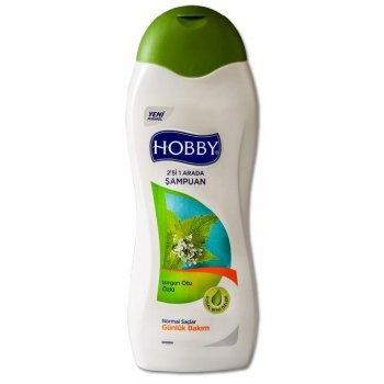 HOBBY SAMP.NORMAL SACLAR ISIRGAN OTU 600 ML