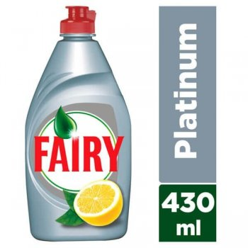 FAIRY SIVI PLATINUM LIMON 430 ML