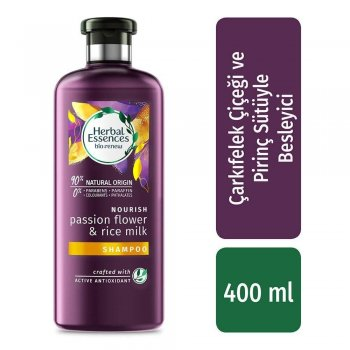 HERBAL SAMPUAN BESLEYICI 400ML