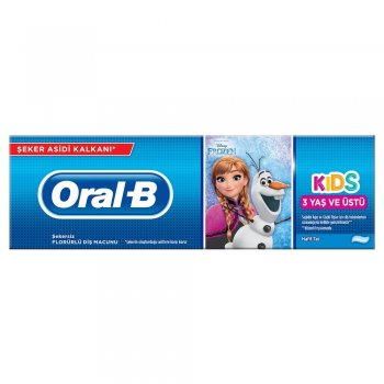 ORAL-B FROZEN DIS MACUNU COCUK 75ML