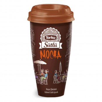 TORKU SUTLU MOCHA CAFE 230ML