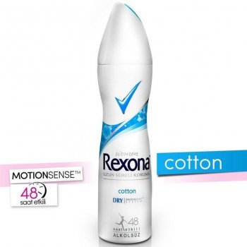 REXONA WM SPREY COTTON 150ML