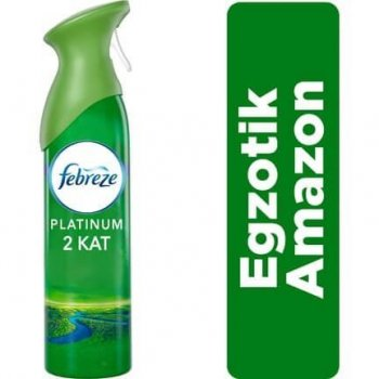 FEBREZE PLATINUM 300 ML AMAZON