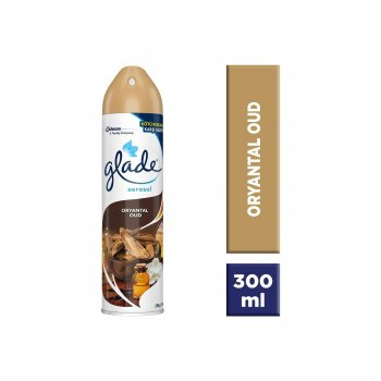 GLADE LOOFIE ORYANTAL 300 ML