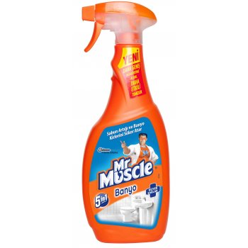 MR MUSCLE BANYO TEM.5IN1 SISTEM 750 ML