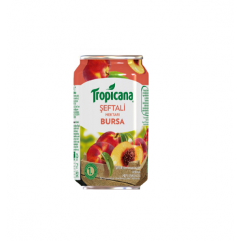 TROPICANA M.SUYU 330ML SEFTALI