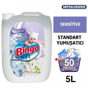 BINGO SOFT SENSITIVE 5L