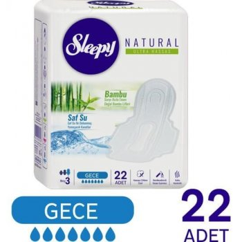 SLEEPY NATUREL GECE EKO