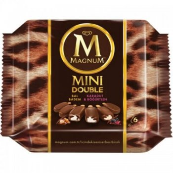 MAGNUM MINI DBL 4X360ML