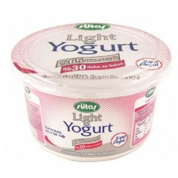 SUTAS LIGHT YOGURT 500GR