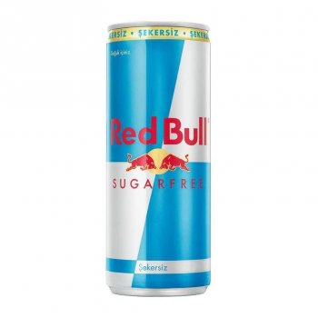 REDBULL ENERGY LIGHT 250ML