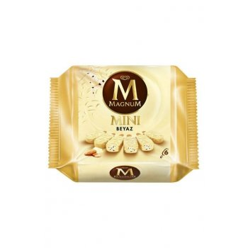 MAGNUM MINI RUBY BEYAZ 4X345ML