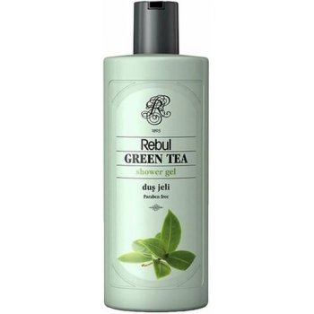 REBUL DUS JELI 500ML GREEN TEA