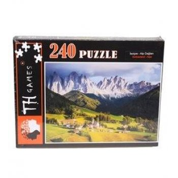 TH GAMES 240 PUZZLE