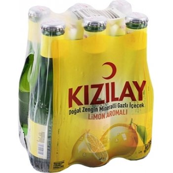 KIZILAY LIMONLU SODA 6X200ML