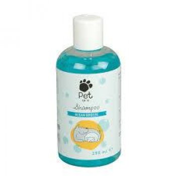 PET SHAMPOO OCEAN BREEZE 250ML
