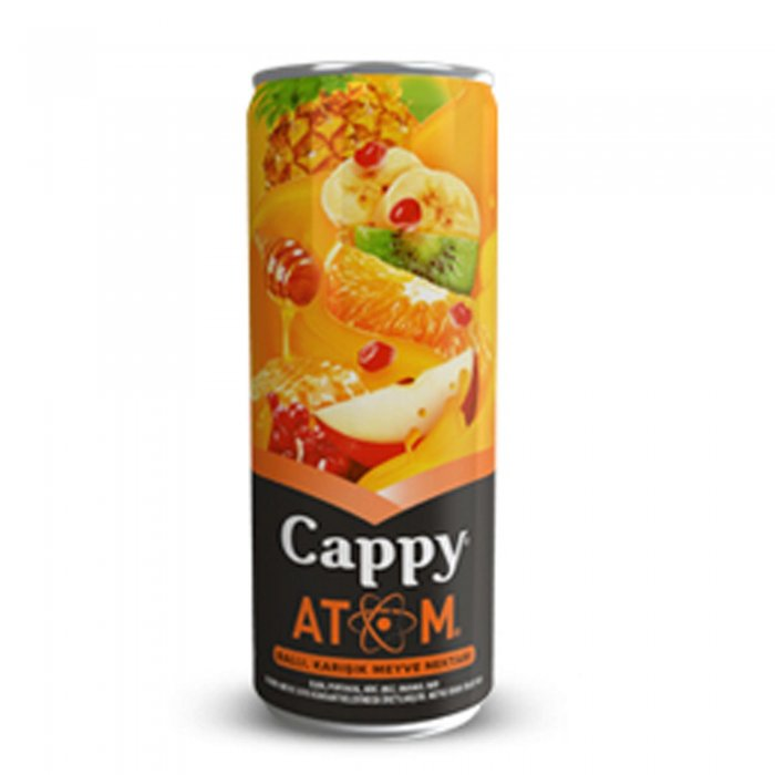 CAPPY ATOM 330ML