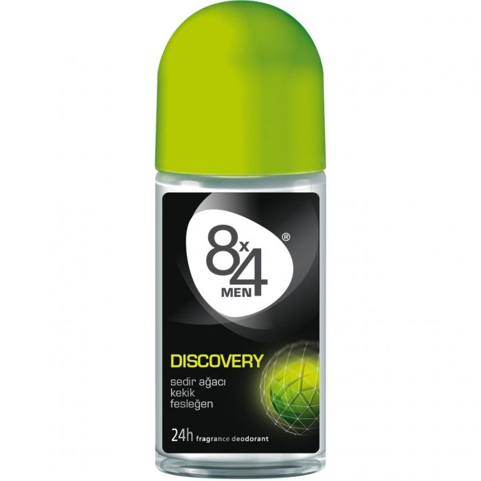 8X4 DISCOVERY ROLLON 50ML