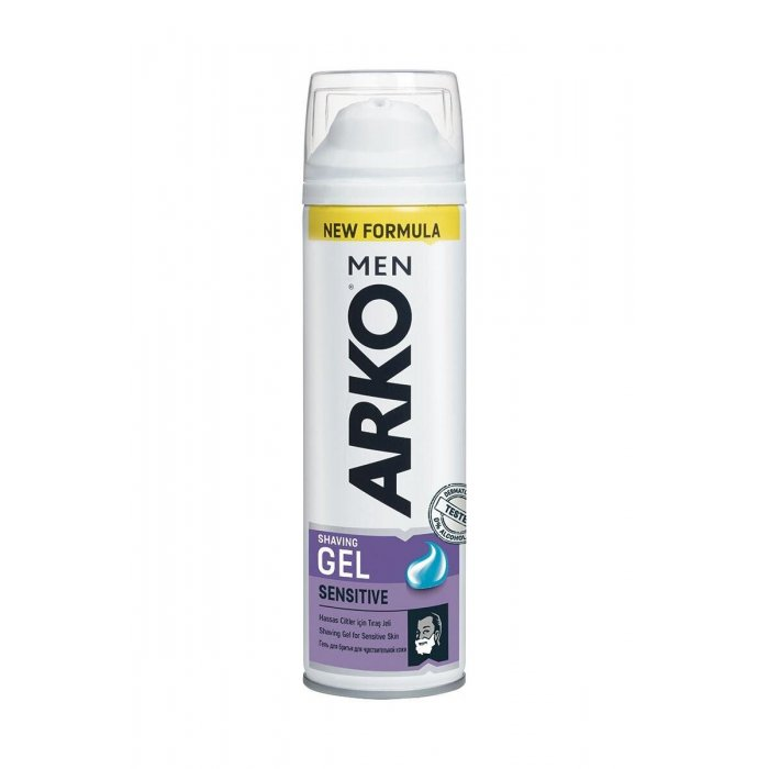 ARKO TRAS JELI 200ML SENSITIVE