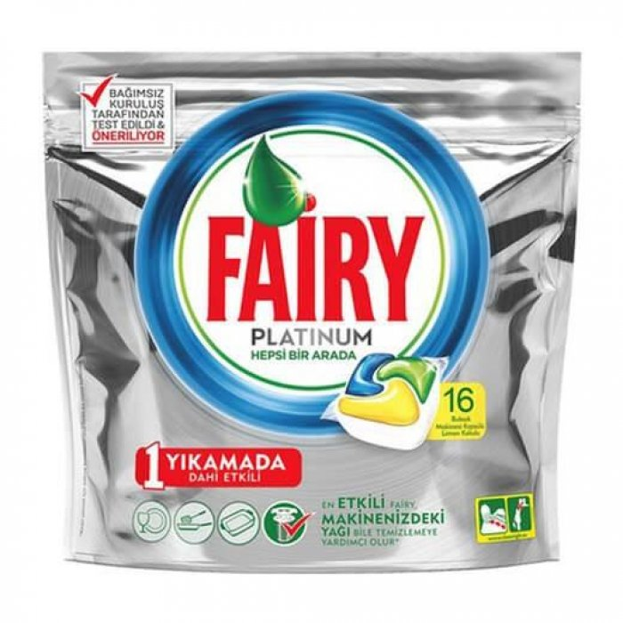FAIRY PLATINUM 16LI