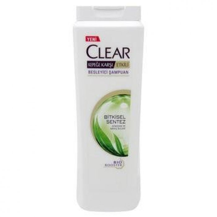 CLEAR FW BITKISEL SENTEZ SAMPUAN 500 ML