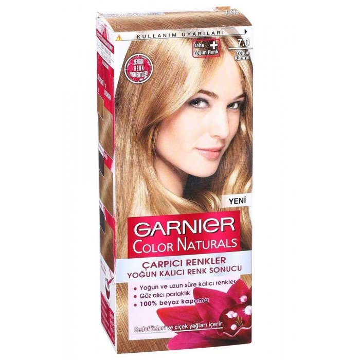 GARNIER COLOR NAT.6-6 BOYA