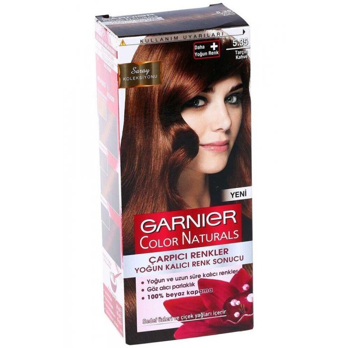 GARNIER COLOR NAT.5-35 BOYA