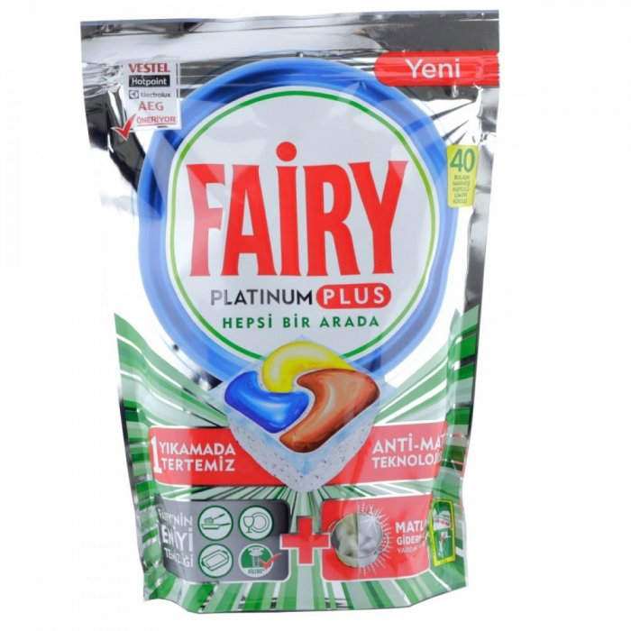 FAIRY PLATINUM PLUS 40LI