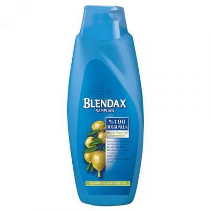 BLENDAX SAMPUAN ZEYTINYAGI OZLU 550 ML