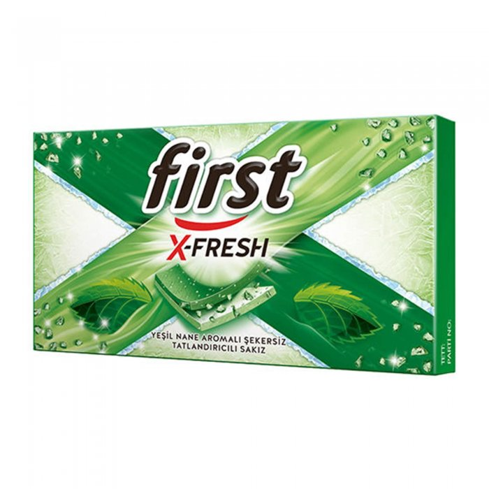 FIRST SENSATIONS X-FRESH YESIL NANE
