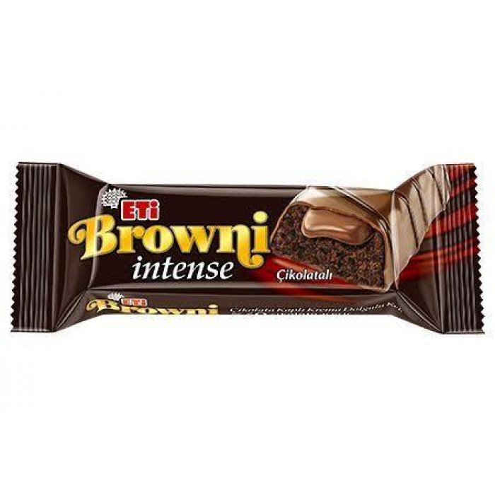 ETI BROWNIE INTENSE 50GR