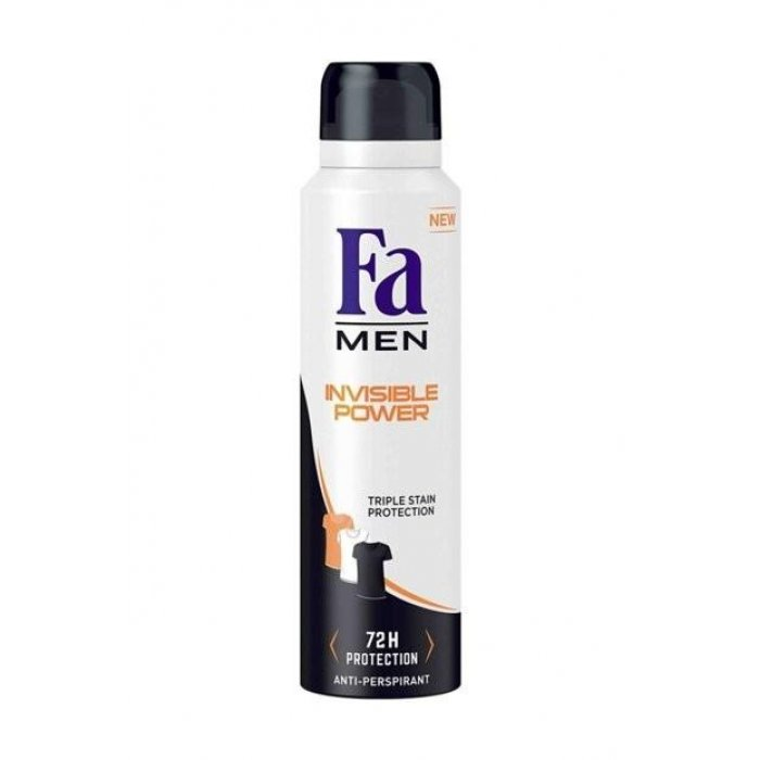FA DEO INVISIBLE POWER 150ML
